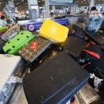 Fique atento a sua bagagem