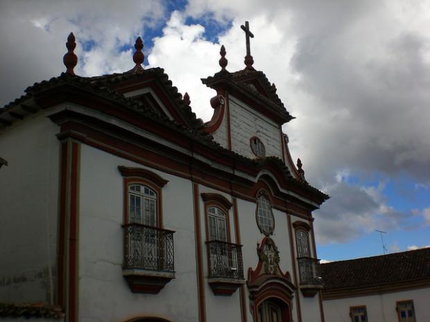 igreja chica da silva