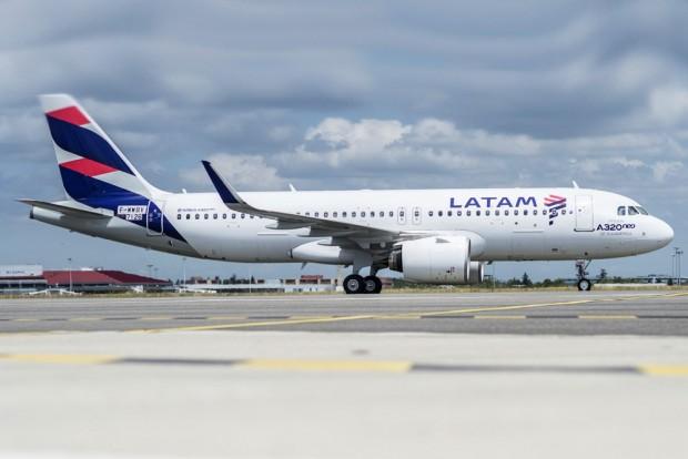 Aeronave está configurada com 174 assentos com largura de 45cm, além da configuração de cabine Space-Flex da Airbus / Divulgação